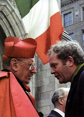 McGuinness and O'Connor